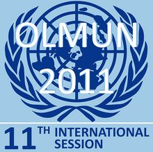 Logo - OLMUN 2011 - 11th International Session