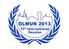Logo - OLMUN 2013 - 13th International Session